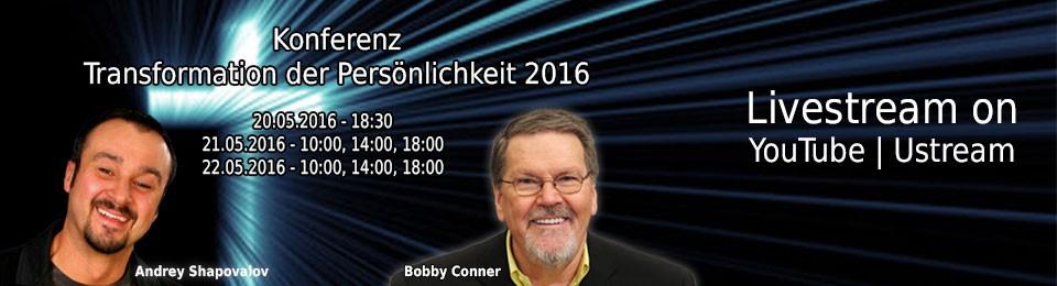 Konferenz Mai 2016