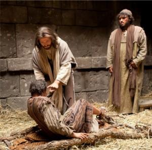 Jesus-heilt