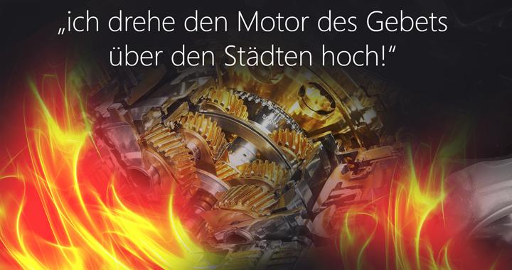 Gebet-aktivierung-Motor-DE