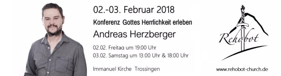 Konferenz in Trossingen – Februar 2018