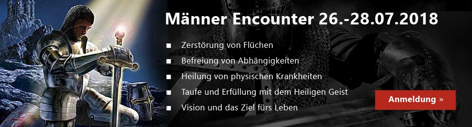 Männer Encounter 26.-28.07.2018