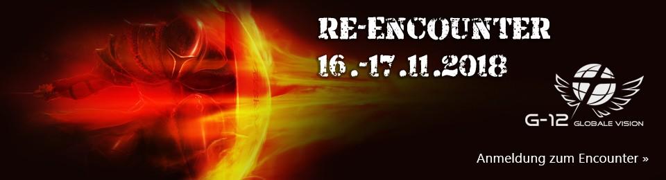 Re-Encounter 16.-17. Oktober 2018