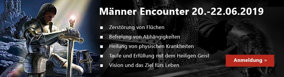 Männer Encounter 20. – 22.06.2019