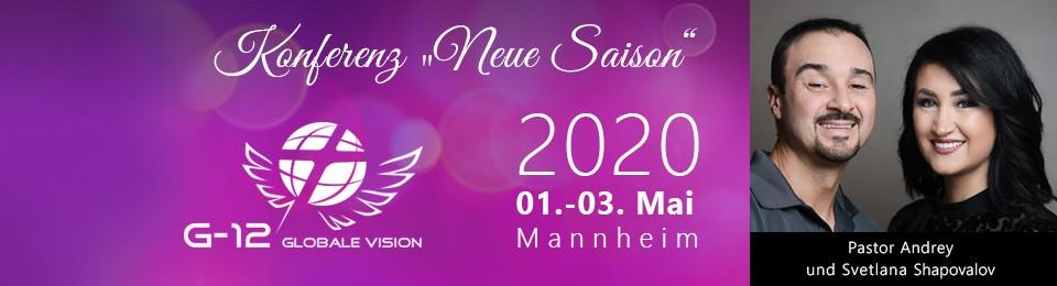 Konferenz Mai 2020